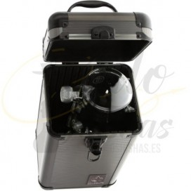 Imágenes de maletín o maleta para cachimbas o shishas de tamaño mequeño y mediano