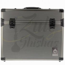 Imágenes de maleta grande para cachimbas y shishas rígida