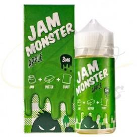 Imágenes de Apple Jam Monster líquido premium para vaper online