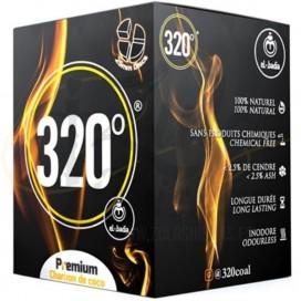 Imágenes de 320º Disc para caloud carbón de shisha