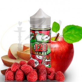 Imágenes de líquido Team 120 Raspberry Apple
