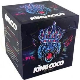Imágenes de carbones King Coco para shisha