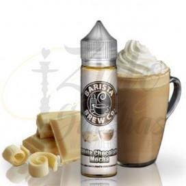 Imágenes de White Chocolate Mocha es un delicioso espresso mezclado con leche y salsa moca de chocolate blanco cremoso