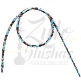 Imágenes de manguera de silicona camuflaje online comprar para shisha