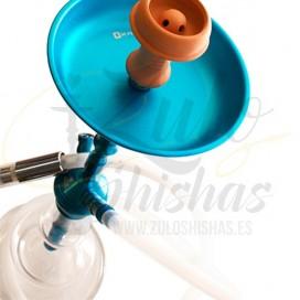 Imágenes de cachimba 480 Elox Kaya Shishas Gunray Boro Blue
