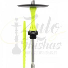 Imágenes de cachimba Alpha Hookah X Yellow