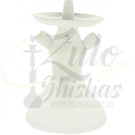 Imágenes de cachimba el Badia XS en color blanco
