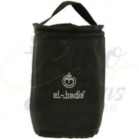 Imágenes de maleta para cachimba El Badia XS