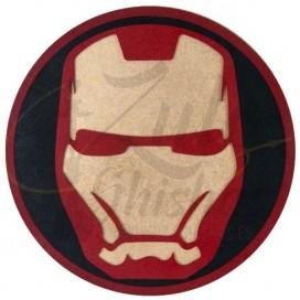 Imágenes de base protectora Iron Man para shisha