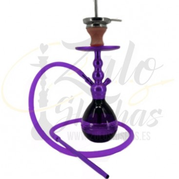 Imágenes de cachimba Al Mani Bomba Purple