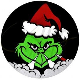 Imágenes de Tapete para cachimbas The Grinch Navidad