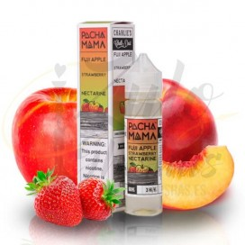 Pachamama Fuji Apple Strawberry Nectarine 00MG 50ML (BOOSTER)