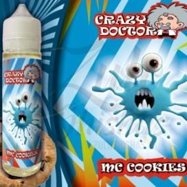 Imágenes de líquido para vapear crazy doctor MC Cookies