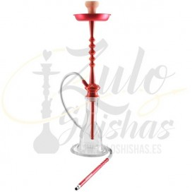 Imágenes de cachimba Elox Tradi Line Red Clear 2S