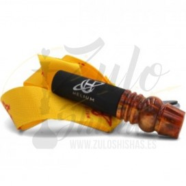 Imágenes de boquilla mouth tip amarilla Helium RESINA