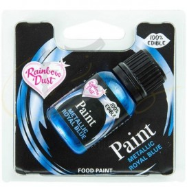 Rainbow Dust 24ml - Azul Metalizado