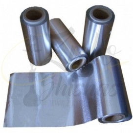 Imágenes de rollo de papel de aluminio grueso para shishas baratos