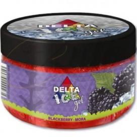 Imágenes de gelatina para shishas DELTA ICE GEL online sabor BLACKBERRY MORA
