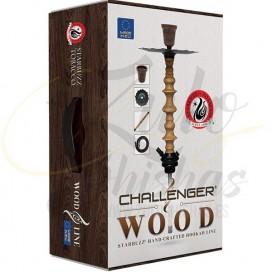 Imágenes de cachimba Starbuzz Wood color negra nuevos modelos fabricados en madera