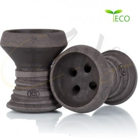 Imágenes de KS Appo Eco Black de bajo consumo NEGRO