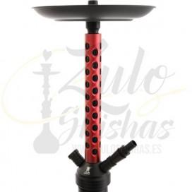 Imágenes de cachimba El Keyif Eco 590 Aludots Red en color Rojo