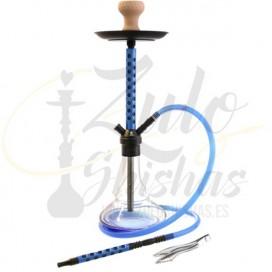 Imágenes de cachimba 590 Elox Eco Aludots Blue azul baratas El Keyif