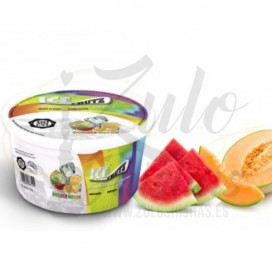 Imágenes de gelatinas para shisha ICE FRUTZ DOUBLE MELON