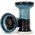 Alpaca Bowl Rook - Black over Light Blue