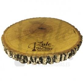 Imágenes de bases de madera para cachimbas sin led comprar online WOODBASE