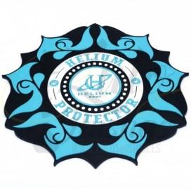 Imágenes de tapete para shishas HELIUM PROTECTOR Azul CELESTE comprar