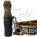 Imágenes de boquilla reutilizable personalizada para cachimbas de resina ZULO SHISHAS MOUTH TIP RESINE