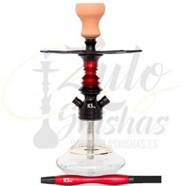 Imágenes de nuevas cachimbas KS ASMARA RED comprar online KAYA SHORTY