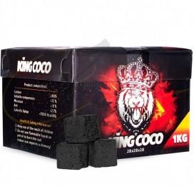Imágenes de carbón para cachimbas NUEVO KING COCO 28MM comprar online
