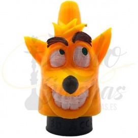 Imágenes de boquilla 3D Acción Crash Bandicoot comprar online nuevos modelos