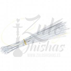 Imágenes de cepillo de limpieza para mangueras de cachimbas comprar online