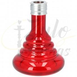 Imágenes de nuevas cachimbas baratas INVI SAROS 500 Red Silver