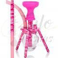 4-Star Travelina Camo - Pink