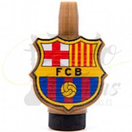 Imágenes de boquilla 3D para cachimbas FC BARCELONA
