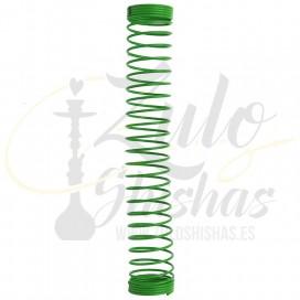 Imágenes de muelle para mangueras de shishas de color verde
