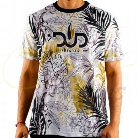 Imágenes de camisetas de marcas de cachimbas DUD SHISHA comprar