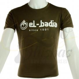 Imágenes de camiseta de marca de cachimbas SPONSOR EL BADIA