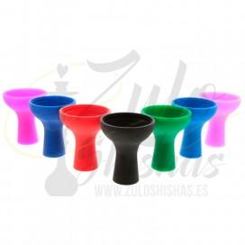 Imágenes de cazoletas de silicona EL BADIA FLEXIBOWL compatibles con KALOUD LOTUS