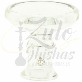 Imágenes de cazoleta phunnel para cachimbas de cristal EL BADIA PHUNNEL GLASS BOWL