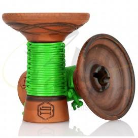 Imágenes de cazoletas Japona HookahMummy Bowl Green
