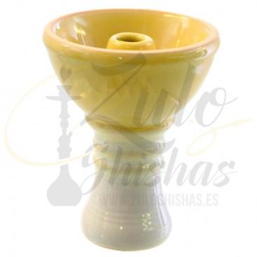 Imágenes de cazoeta VORTEX para cachimbas KAYA SHISHAS, cazoletas de larga duracín