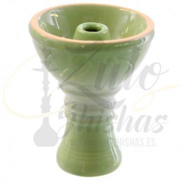 Imágenes de Vortex Bowl verde cazoleta KAYA SHISHAS PARA CACHIMBAS DE ALTO CONSUMO
