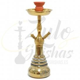 Imágenes de cachimba 450 4 Kings Wave comprar online CAESAR SHISHA