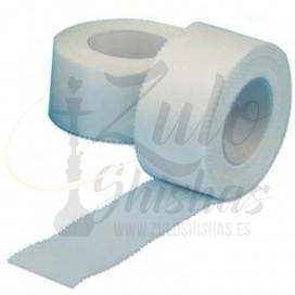 Imágenes de cinta para bases y cuellos de cachimbas cierre click y reparación de shishas