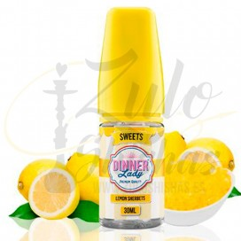 Imágenes de Dinner Lady Aroma Sweets Lemon Sherbets 30ml