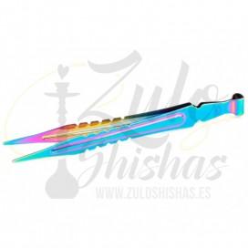 Imágenes de pinzas fuego RAINBOW comprar online multicolor DSCHINNI